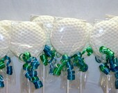 Golf Ball Lollipops