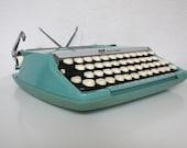 Carol's Smith Corona Corsair Deluxe Typewriter - Reserved for Johanna