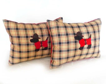 Police Dog Pillow, Canadian Police Pillows, RCMP DOG, Mountie Police Pillow, Unique Pillow Cover, Policeman Gift Idea