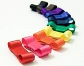 Rainbow Tuxedo Bows, Baby Snap Clips, Newborn Set, No Slip, Newborn Baby Toddler Girl tiny bows for fine hair