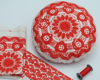 DIY Cushion Making Kit Craft Sewing Kit