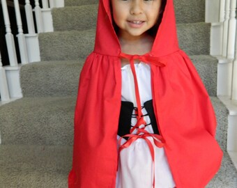 Little Red Riding Hood Costume for Girl