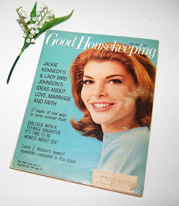 Good Housekeeping: 1966 Good Housekeeping Magazine