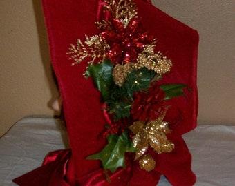 Victorian Christmas Bonnet