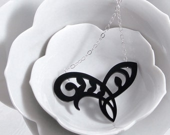 Nouveau Fern Necklace