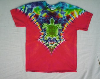 Childrens-Tie Dye Turtle Youth XL