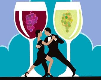 Wine Creations: ARGENTINA