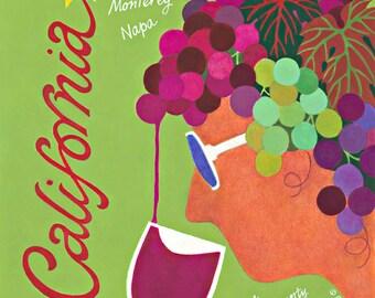 Wine Creations: CALIFORNIA