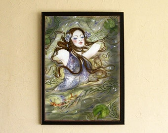 Limited Edition Print - Ophelia 1/10