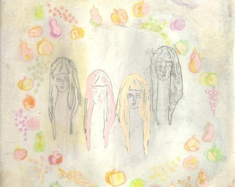 The Maidens within the Cast Fruit
