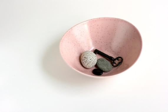 Vintage Tickled Pink Bowl