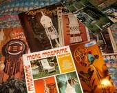 Macrame Patterns Vintage Magazine and Book LOT Destash