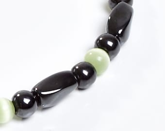 Petite Green Magnetic Bracelet by Happy and Healthy Magnetic Jewelry