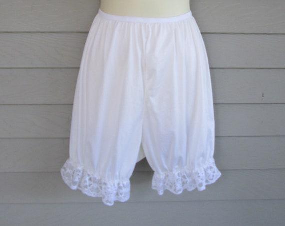 Lace Ruffled Pantaloons