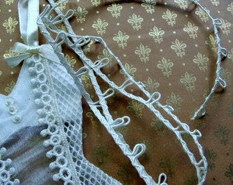 Vintage French Corset Gimp