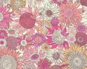 Liberty Tana Lawn Fabric Susannah Pink Fat Quarter