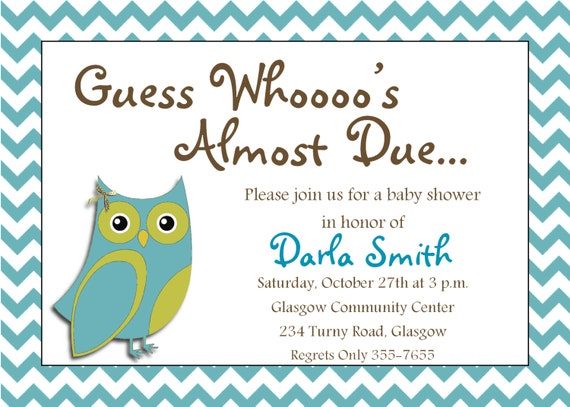 Witty image for free printable baby shower invitations templates