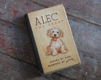Miniature Book --- Alec the Great