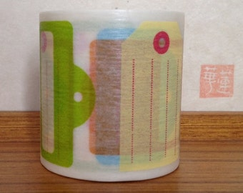 mt washi masking tape - 2012 A/W -  mt ex - tags