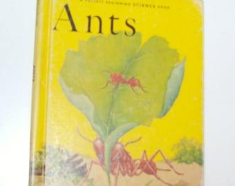 1961 Ants Children's Book