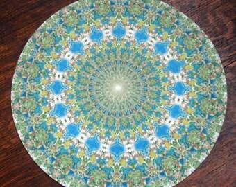 Mandala Sri Tara Mandala Altar Cloth Healing