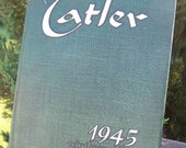 1945 Winthrop College The South Carolina College for Women Annual...The Tatler Year Book...Paper Epehemera...College Yearbook