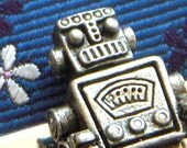 Robot Tie Clip Men's Accessories & Gifts Steampunk Original From Cosmic Firefly
