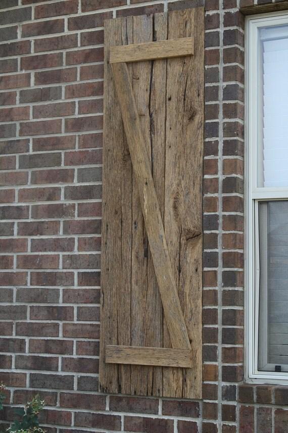 Custom Made Wood Windows : Your custom made rustic barn wood window by timelessjourney
