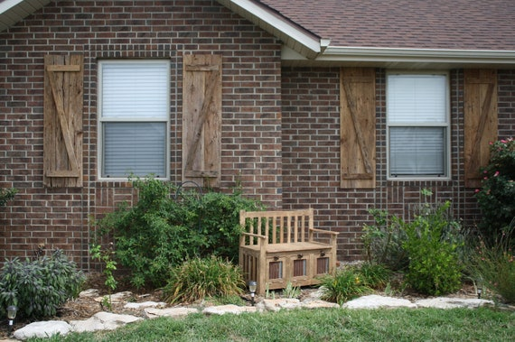 Your Custom Made Rustic Barn Wood Window By Timelessjourney