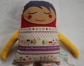 Humpty Dumpty Doll - Special Order