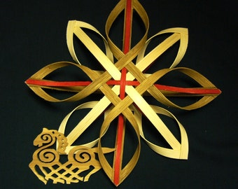 Sleipnir's Nordic Star, A Tribute to Odin's Horse