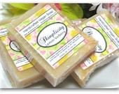 Lemon Verbena Soap - Vegan - from scratch for lots of bubbles