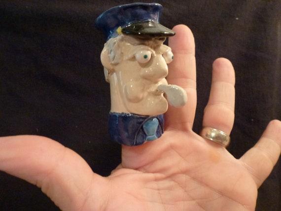 Finger Face - Sergeant Casey Nolan
