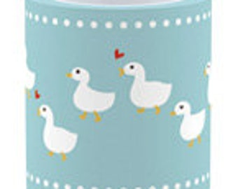 Funtape Masking Tape - Duck Family - 50mm Wide