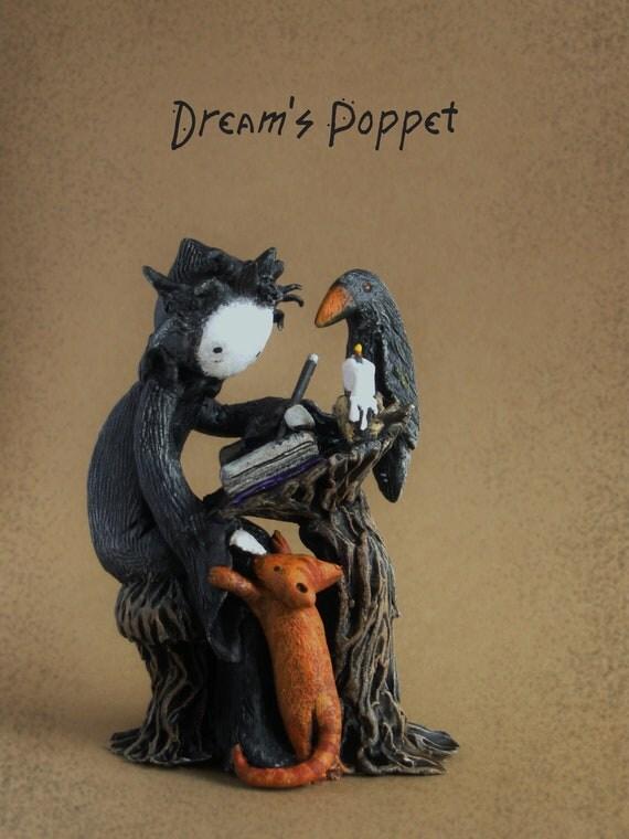 Sandman  Dream Poppet - Lisa Snellings -Dream's Poppet