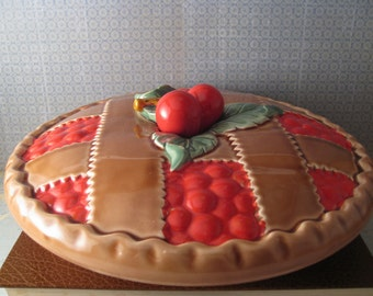 Cherry Pie Dish