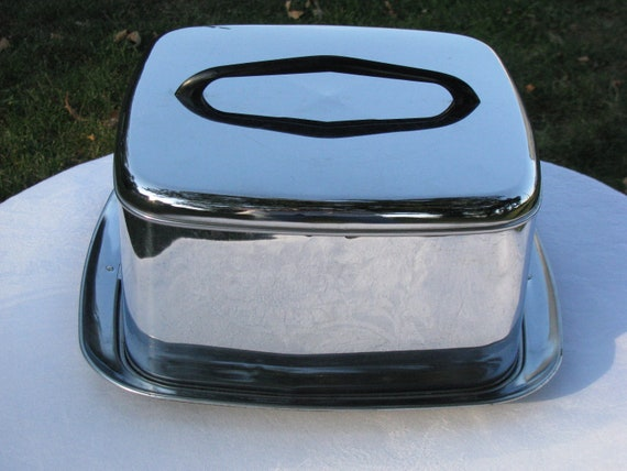 Lincoln Beauty Ware Square Stainless Steel Cake Carrier Taker Storage  Keeper