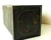 Antique Safe Lock Box
