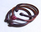 Three Stacking Size 3.75 Nested Knuckle Rings