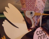 Diaper Stork