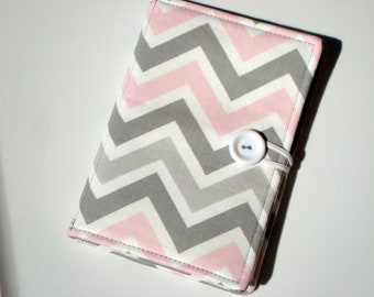 Honey Do List - Grocery List Taker- Comes with Note Pad and Pen - Chevron -Zig Zag Bella