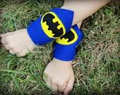 Batty Felt Cuffs