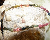 Tourmaline - Tiny Dancers Necklace - FREE SHIPPING