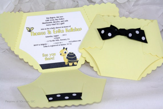 Diaper Shower Invitation Wording for best invitations design