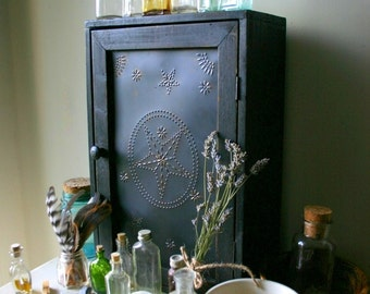 Cabinet Of Spells - Photography Print