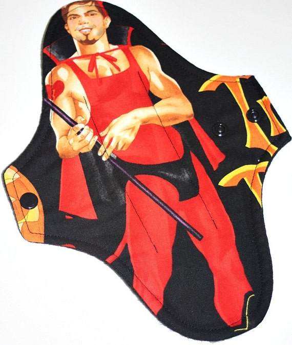 Devil Hunk Reusable Cloth Maxi Pad