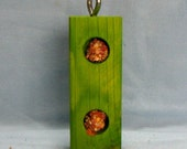 Small Bird Toy ~ Foraging Toy ~ Sprout's Foraging Block ~ Parrot Toy ~ Foraging Toy ~ Quaker Parrot Toy