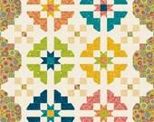 Quilt Pattern- Split Medallion