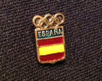 Spain NOC Pin - Olympic Pins For Sale