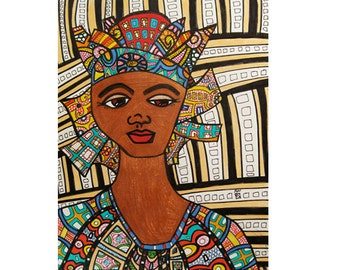 Lady of Orleans PRINT multiple sizes available